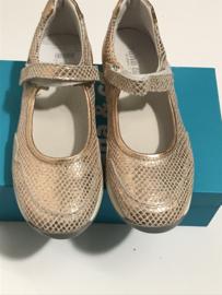 Bana & Co ballarina's met klitterband voor meisje met schoenmaat 35