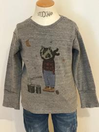 Soft Gallery longsleeve voor meisje van 4 jaar met maat 104