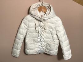 Billieblush winterjas voor meisje van 4 jaar met maat 104