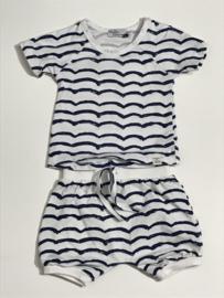 Riffle Amsterdam t-shirt voor jongen van 6 maanden met maat 68