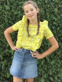 Cost Bart blouse voor meisje van 16 jaar en ouder met maat 176 / s
