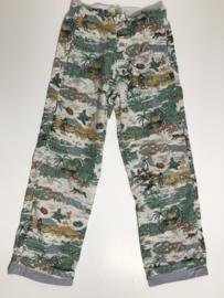 Scotch Shrunk pyjama broek voor jongen van 8 jaar met maat 128