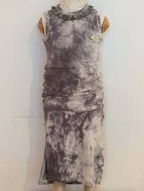Like Flo maxi jurk voor meisje van 3 / 4 jaar met maat 92 / 98