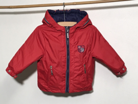 Ralph Lauren reversible winterjas voor jongen of meisje van 9 maanden met maat 74