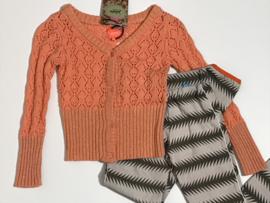 Ninni Vi legging voor meisje van 5 / 6 jaar met maat 110 / 116