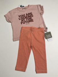 Imps & Elfs t-shirt voor meisje van 6 maanden met maat 68