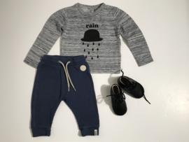 Emile et Ida trui voor jongen van 1 jaar met maat 80
