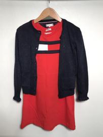 Tommy Hilfiger jurk voor meisje van 6 jaar met maat 116