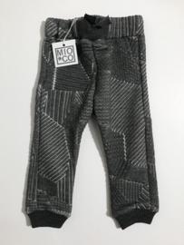 Mio And Co jogging broek voor jongen of meisje van 9 / 12 maanden met maat 74 / 80