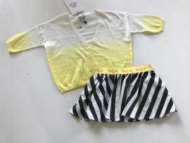 CKS zomer vestje met driekwart mouw voor meisje van 6 jaar met maat 116
