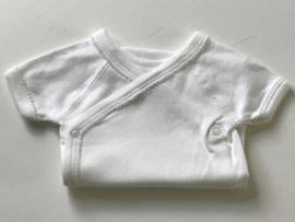Petit Bateau romper voor prematuur baby maat 46