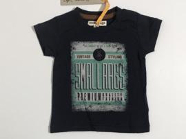 Small Rags t-shirt voor jongen van 9 maanden met maat 74