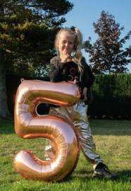 Soft Gallery broek voor meisje van 8 jaar met maat 128