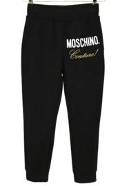 Moschino joggingbroek voor meisje van 8 jaar met maat 128