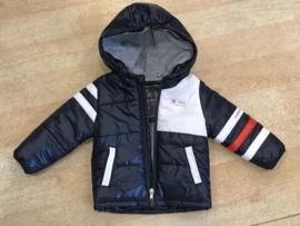 IKKS winterjas voor jongen van 9 maanden met maat 74