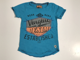 Vingino t-shirt voor jongen van 6 jaar met maat 116