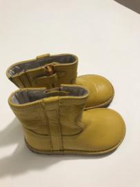 Pinocchio laarsjes met spekzolen voor meisje met schoenmaat 24