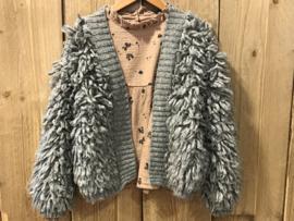 Tocoto Vintage vest voor meisje van 4/5 jaar met maat 104 / 110