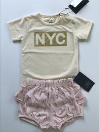 Petit Sofie Schnoor t-shirt voor meisje van 12 maanden met maat 80