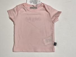 Imps & Elfs t-shirt voor meisje van 1 maand met maat 56