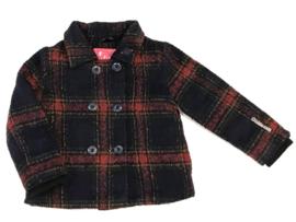 Cakewalk winterjas voor meisje van 3 jaar met maat 98