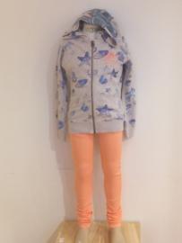 Frankie & Liberty skinny broek voor meisje van 10 jaar met maat 140