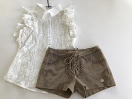 Jacky Girls korte broekje voor meisje van 12 jaar met maat 152
