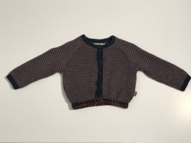 Imps & Elfs vestje voor meisje van 6 maanden met maat 68
