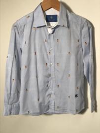 Scapa Sports overhemd voor jongen van 6 jaar met maat 116