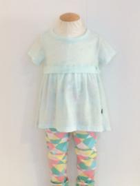 Soft & Jolly tuniek voor meisje van 7 / 8 jaar met maat 122 / 128