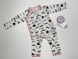 Claesens pyjama voor meisje van 6 / 9 maanden met maat  68 / 74