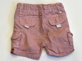Z8 korte broek voor jongen van 3 maanden met maat 62
