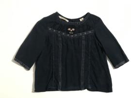 Scotch Rbelle blouse  voor meisje van 4 jaar met maat 104