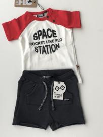 Like Flo t-shirt voor jongen van 6 maanden met maat 68