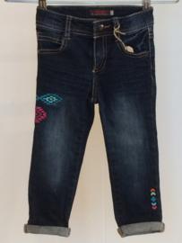 Catimini spijkerbroek voor meisje van 12 / 18 maanden met maat 80