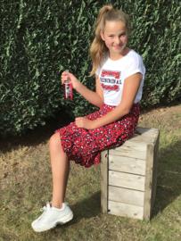 Grunt t-shirt voor meisje van 14 jaar met maat 164