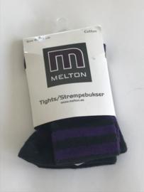 Melton maillot voor meisje met maat 68 / 74