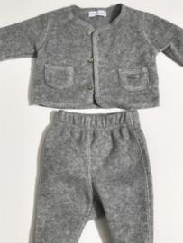 Laranjinha pakje  (broek en vest) voor jongen of meisje van 1  maand met maat 56
