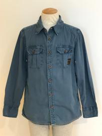 Vingino overhemd voor jongen van 10 jaar met maat 140
