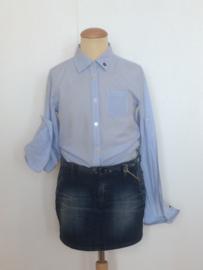 Scotch Rbelle blouse voor meisjes van 14 jaar met maat 164