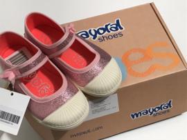Mayoral instappers voor meisje met schoenmaat 25
