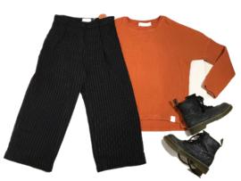 Bellerose broek met wijde pijpen voor meisje van 16 jaar met maat 176