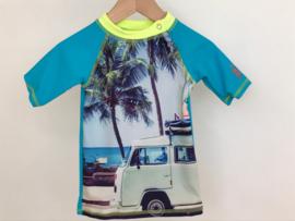 Claesens UV T-shirt voor jongen van 6 / 9 maanden met maat 68 / 74
