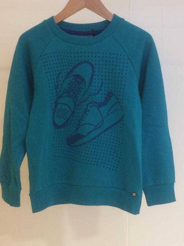 Sorry 4 the mess sweater voor meisje van 12 jaar met maat 152