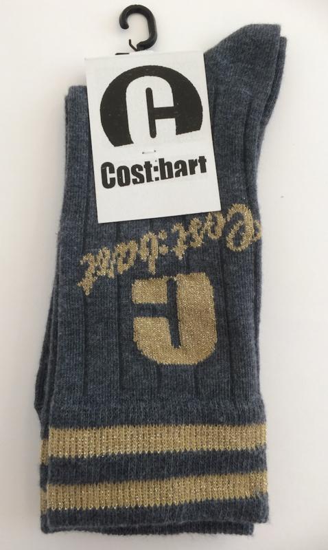 Cost:bart sokken voor meisje met schoenmaat 31/34