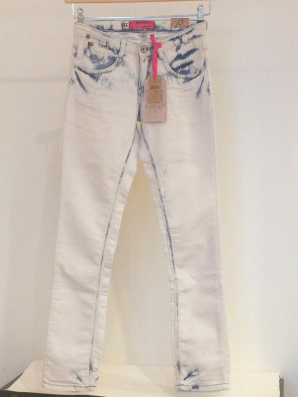 Blue Rebel jog broek voor meisje van 13 jaar met maat 158