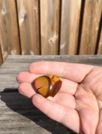 Polychroom Jaspis hart 1