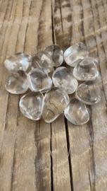 Trommelstenen Bergkristal