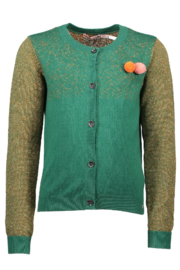 Nono Aura knitted cardigan ombre