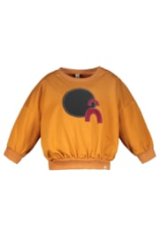 TNC Sweater with patched artwork on chest